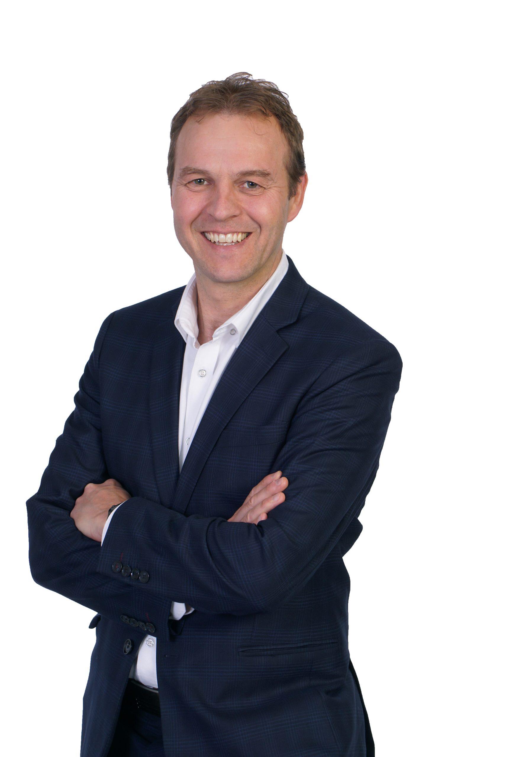 Frédéric Truchon, Directeur des ressources humaines/SSE/CQ