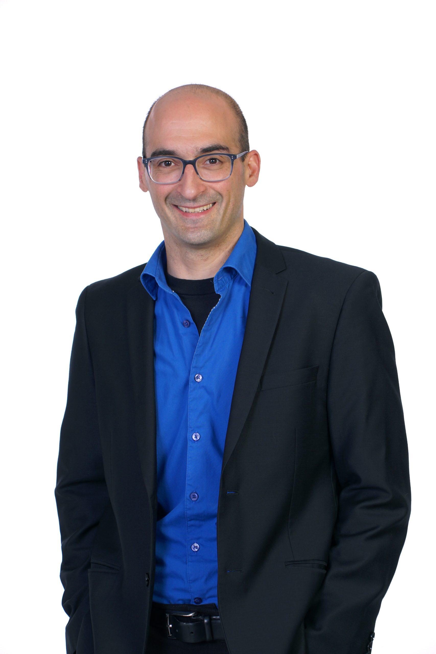 Giovanni Pucella, Directeur innovation, usine, TI & Ingénierie