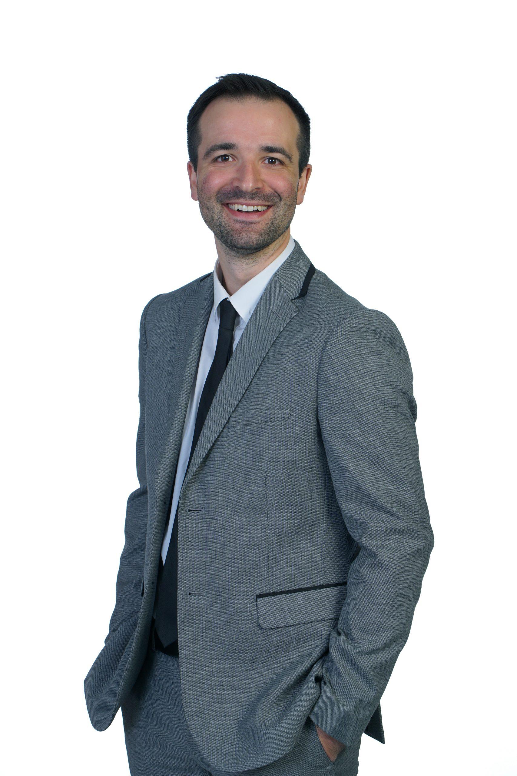Xavier Boulianne, Directeur des opérations d'entretien